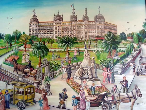 Rose Calvino - Hotel Victoria Nice