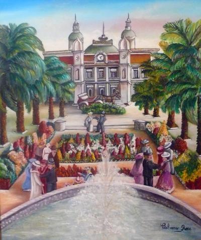Rose Calvino - Casino MONACO