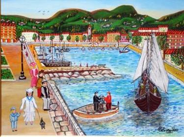 Le port de nice 1900