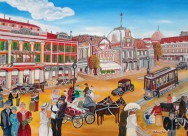 place massena (nice 1900)