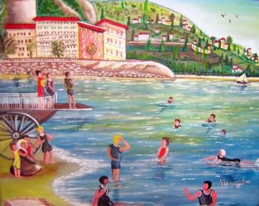 Bain georges promenade des anglais Nice 1900