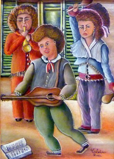 Rose Calvino - Troubadours nicois